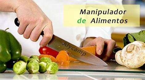 CURSO DE MANIPULADOR DE ALIMENTOS 19 DE ABRIL