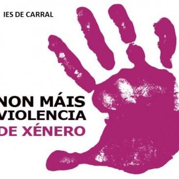 ACTIVIDADES DÍA 25 DE NOVEMBRo POLA ELIMINACIÓN DA VIOLENCIA DE XÉNERO