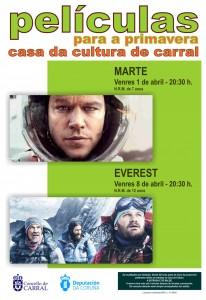 Cartel 12º ciclo cine.
