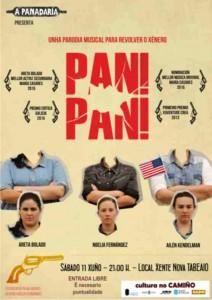Cartel Pan! Pan! carral.