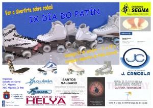Cartel Patín 2016