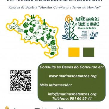 CONCURSO DE RECEITAS DA BIOSFERA