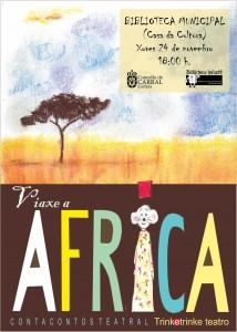 Cartel contacontos Africa