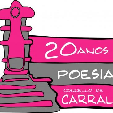 """XOSÉ LUÍS MOSQUERA CAMBA GAÑA O XX CERTAME DE POESÍA """"CONCELLO DE CARRAL"""""""