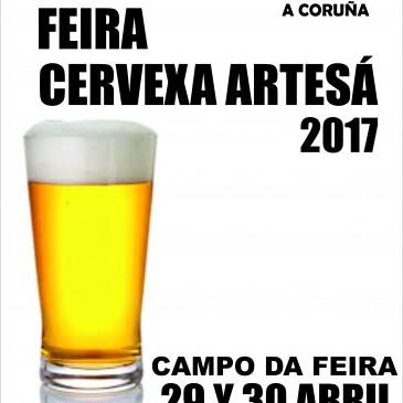 29-30 ABRIL II FEIRA DA CERVEXA ARTESANA EN CARRAL