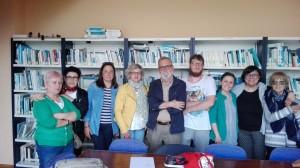 Xavier Alcalá no club de lectura 2017 web