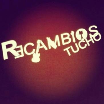 OS GRUPOS DE ROCK RECAMBIOS TUCHO E CRÚ ACTUARÁN NO CAMPO DA FEIRA