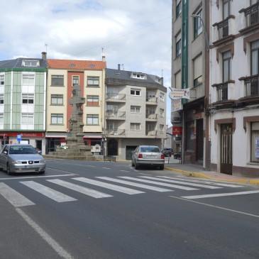 CARRAL REFORZARÁ A SEGURIDADE DE OITO PASOS DE PEÓNS DO NÚCLEO URBANO E DE TABEAIO