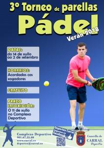 III Torneo de Pádel