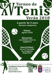XV Torneo de Tenis