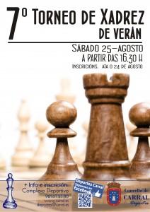 VII Torneo de xadrez de Verán