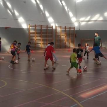 O Concello pon a punto o pavillón deportivo do Vicente Otero Valcárcel