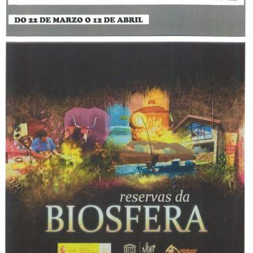 """EXPOSICIÓN """"RESERVAS DA BISOFERA"""", NO LOCAL DA XUVENTUDE"""