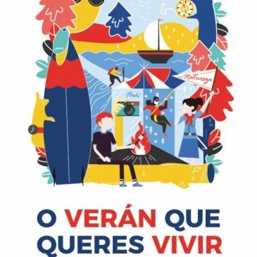 INFÓRMATE DA CAMPAÑA DE VERÁN DA XUNTA NA OMIX DE CARRAL