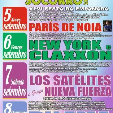 FESTAS DO SOCORRO 2019