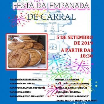 XLVI FESTA DA EMPANADA DE CARRAL
