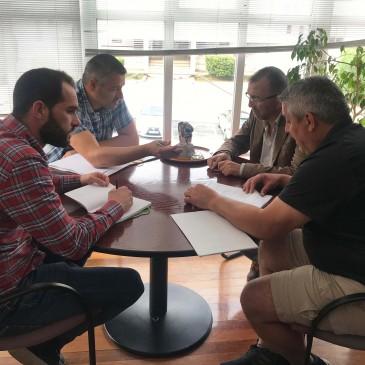 O CONCELLO REUNIRASE CON 20 ENTIDADES E CLUBS DEPORTIVOS DE CARRAL PARA ESTUDAR POSIBLES CONVENIOS DE COLABORACIÓN