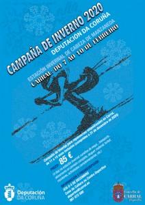 Cartel Campaña de esquí_2020
