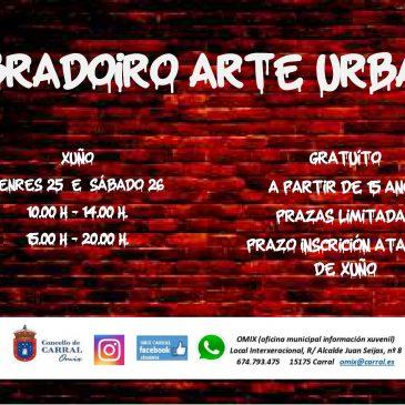 OBRADOIRO ARTE URBANA